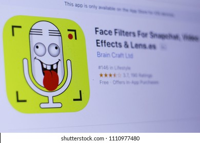 Snapchat Filter Images, Stock Photos & Vectors | Shutterstock