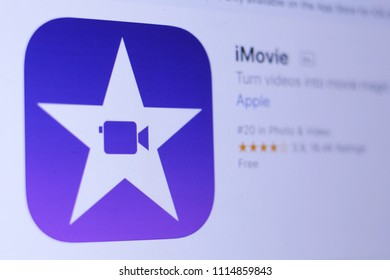 Imovie App Images, Stock Photos & Vectors | Shutterstock