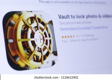 Vault App Stock Photos, Images & Photography | Shutterstock