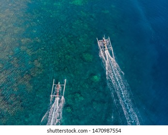 Jemeluk Bay, Amed. Amed is fast becoming a popular tourist destination in Bali, Indonesia. Set in the North-East of Bali, it is a home to excellent snorkeling, scuba diving, freediving and yoga