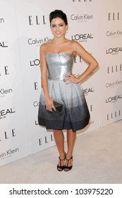 Jenna Dewan at the 16th Annual Elle Women in Hollywood Tribute Gala. Four Seasons Hotel, Beverly Hills, CA. 10-19-09