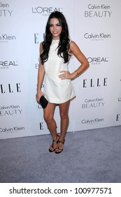 Jenna Dewan at the  17th Annual Women in Hollywood Tribute, Four Seasons Hotel, Los Angeles, CA. 10-18-10