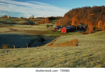 Jenne Farm, Vermont USA