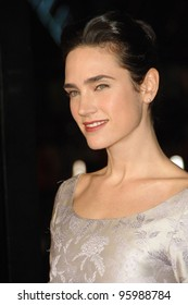 """JENNIFER CONNELLY at the Los Angeles premiere of her new movie """"Blood Diamond"""" at Grauman's Chinese Theatre, Hollywood. December 6, 2006  Los Angeles, CA Picture: Paul Smith / Featureflash"""