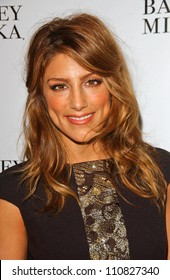 Jennifer Esposito at a party to celebrate Badgley Mischka's New Campaign Featuring Teri Hatcher. One Sunset Restaurant, West Hollywood, CA. 08-27-07
