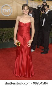 JENNIFER GARNER at the 10th Annual Screen Actors Guild Awards in Los Angeles. February 22, 2004