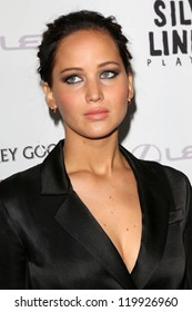 """Jennifer Lawrence at the """"Silver Linings Playbook"""" Premiere, Academy of Motion Picture Arts and Sciences, Beverly HIlls, CA 11-19-12"""