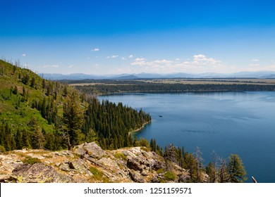 Jenny Lake, Wyoming, USA. Jenny Lake is located in Grand Teton National Park in the U.S. state of Wyoming.
