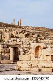 Jerash Ruins, Jerash Governorate, Jordan