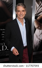 """Jeremy Irons at """"The Words"""" Los Angeles Premiere, Arclight, Hollywood, CA 09-04-12"""