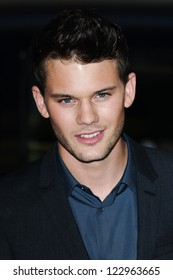 """Jeremy Irvine arriving for the premiere of """"Now is Good"""" at the Curzon, Mayfair, London. 13/09/2012 Picture by: Alexandra Glen"""