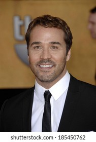Jeremy Piven at ARRIVALS - 15th Annual Screen Actors Guild SAG Awards, Shrine Auditorium, Los Angeles, CA, January 25, 2009