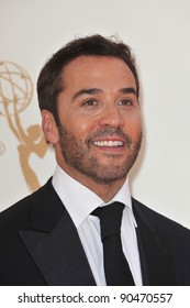 Jeremy Piven arriving at the 2011 Primetime Emmy Awards at the Nokia Theatre, L.A. Live in downtown Los Angeles. September 18, 2011  Los Angeles, CA Picture: Paul Smith / Featureflash