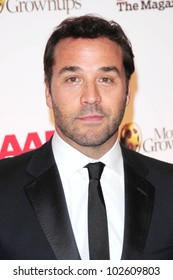 Jeremy Piven at the Ninth Annual AARP the Magazine`s Movies for Grownups Awards Gala, Beverly Wilshire Hotel, Beverly Hills, CA. 02-16-10