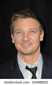 Jeremy Renner at the 35th Annual Los Angeles Film Critics Association Awards, InterContinental Los Angeles, Century City, CA. 01-16-10
