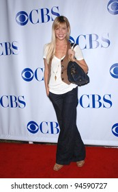 """Jericho star Ashley Scott at the CBS Summer Press Tour """"Stars Party 2007"""" on the Wadsworth Theatre Great Lawn. July 20, 2007  Los Angeles, CA Picture: Paul Smith / Featureflash"""