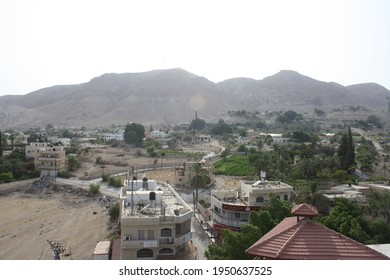 Jericho, State of Palestine; 07.20.2017: General views of the city of Jericho