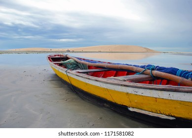 Jericoacoara is a beach located in the municipality of Jijoca de Jericoacoara, in the state of Ceará, Brazil.