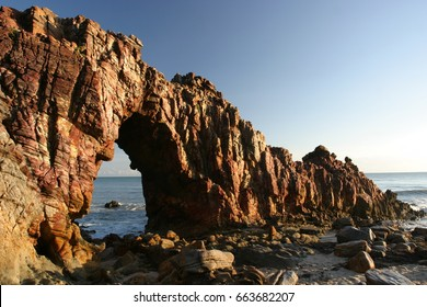 Jericoacoara, brazilian beach ceará, northeast of Brazil