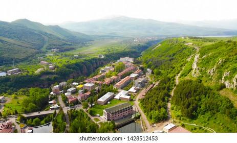 Jermuk city & Gorge, Armenia