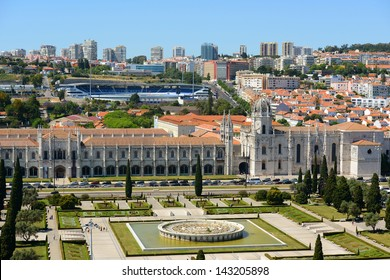 Jeronimos Monastery (Portuguese: Mosteiro dos Jeronimos) is UNESCO World Heritage Site at Belem district, Lisbon, Portugal.