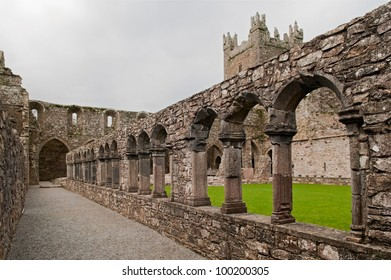 Jerpoint abbey, Ireland