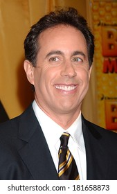 Jerry Seinfeld at BEE MOVIE Premiere, AMC Loews Lincoln Square 13 Cinema, New York, NY, October 25, 2007