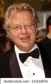 Jerry Springer at the 34th Annual Daytime Emmy Awards. Kodak Theater, Hollywood, CA. 06-15-07