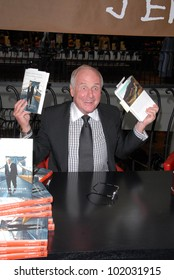 """Jerry Weintraub at a celebration of Jerry Weintraub's New Book """"When I Stop Talking You'll Know I'm Dead,"""" Barney's New  York, Beverly Hills, CA. 05-18-10"""