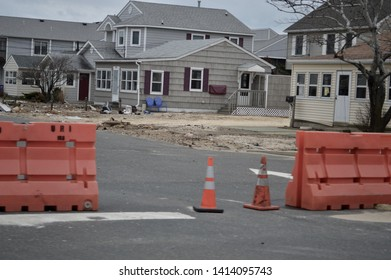 Jersey Shore Devastation after Hurricane Sandy