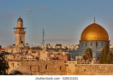 Jerusalem Al Aqsa view