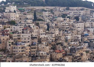 Jerusalem City Suburbs (Israel)