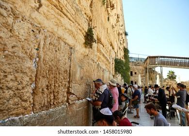 Imágenes, fotos de stock y vectores sobre Jerusalem Twilight