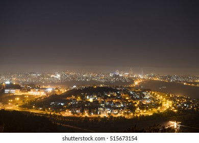 Jerusalem in Night