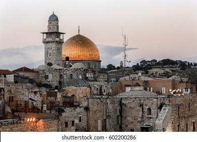 Jerusalem Old City - Temple Mount