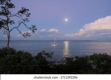 jervis bay australia, ocean view