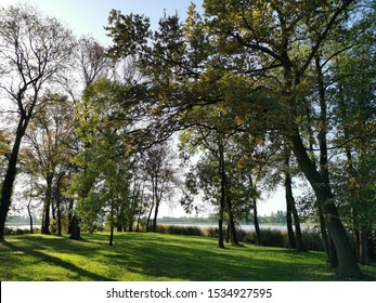 Piękny jesienny dzień, powietrze moim zyciem