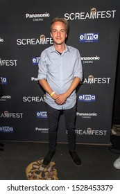 """Jesper Ankarfeldt attends 19th Annual Horror Film Festival – ScreamFest - Opening Night """"Eat, Brains, Love"""" Los Angeles Premiere at TLC Chinese Theatre, Hollywood, CA on October 8, 2019"""