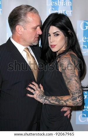 Jesse James And Kat Von D At The L A Gay And Lesbian Centers An Evening