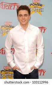 """Jesse McCartney at Variety's 3rd Annual """"Power of Youth,"""" Paramount Studios, Hollywood, CA. 12-05-09"""