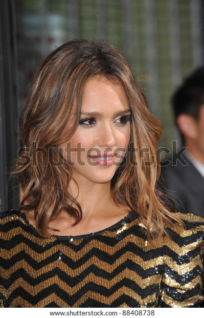 """Jessica Alba at the Los Angeles premiere of her new movie """"Machete"""" at The Orpheum Theatre. August 25, 2010  Los Angeles, CA Picture: Paul Smith / Featureflash"""