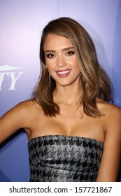 Jessica Alba at Variety's 5th Annual Power of Women, Beverly Wilshire, Beverly Hills, CA 10-04-13