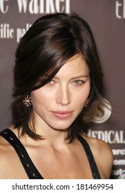 Jessica Biel at 3rd Annual Elyse Walker Pink Party Benefit for Cedars-Sinai Women's Cancer Research Institute, The Viceroy Hotel, Los Angeles, September 08, 2007