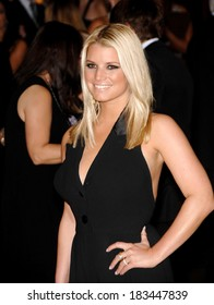 Jessica Simpson at Operation Smile's 8th Annual Smile Gala, Beverly Hilton Hotel, Beverly Hills, CA October 2, 2009