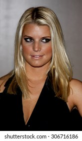 Jessica Simpson at the Operation Smile's 8th Annual Smile Gala held at the Beverly Hilton Hotel in Beverly Hills, USA on October 2, 2009.
