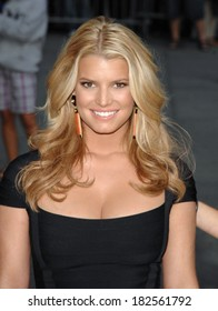 Jessica Simpson at talk show appearance for The Late Show with David Letterman, Ed Sullivan Theater, New York, NY, September 11, 2008