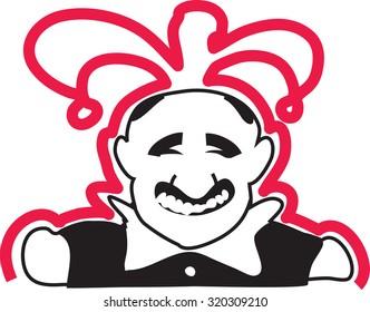 Jester comic image