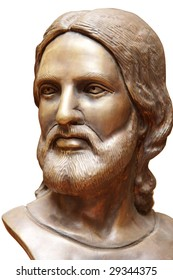Jesus - bronze sculpture