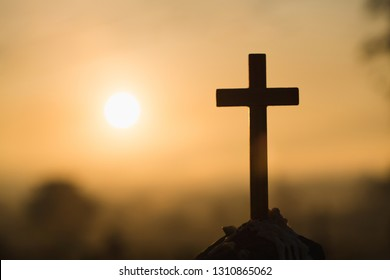 Sunset Jesus Stock Photos Images Photography Shutterstock