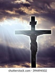 Jesus Christ Crucifixtion